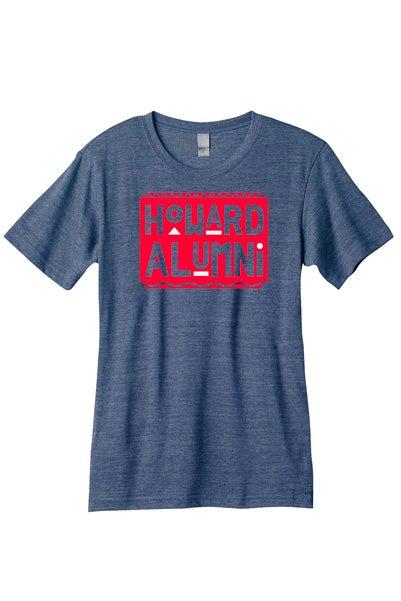 Image of Vintage HU - (Blue & Red) T-shirt