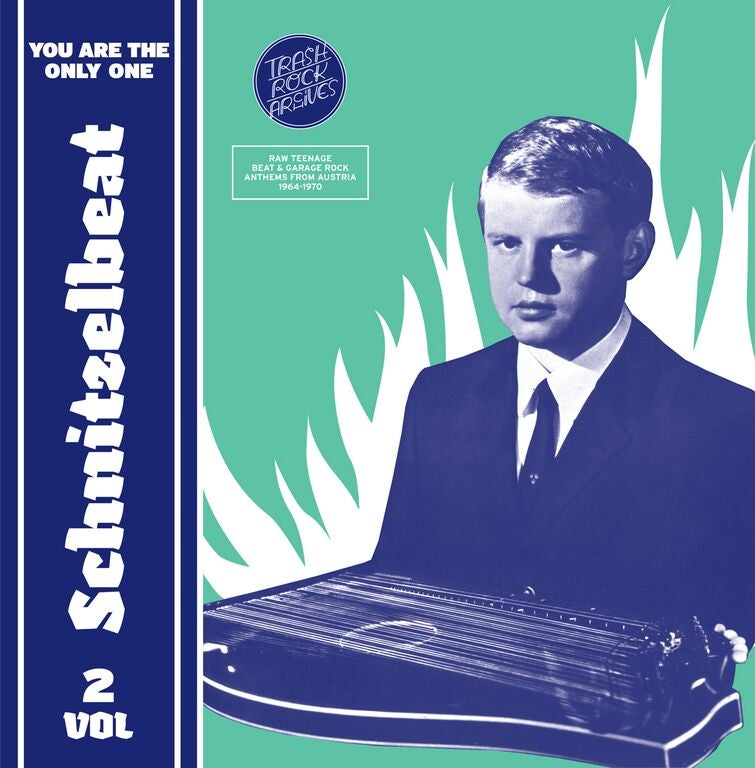 Image of Various - Schnitzelbeat Vol.2 - You Are The Only One
