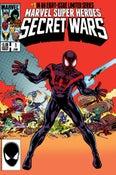 Image of SECRET WARS #1 2015 HeroesCon Variant by Mike Zeck & John Beatty