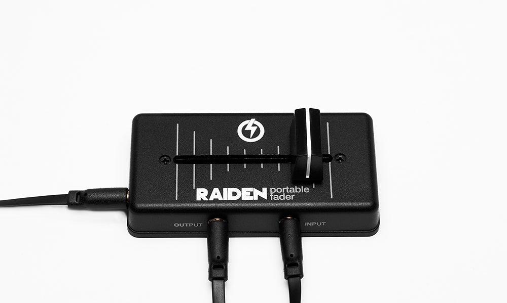 Image of Raiden Fader VVT-MK1 - MONOTONE