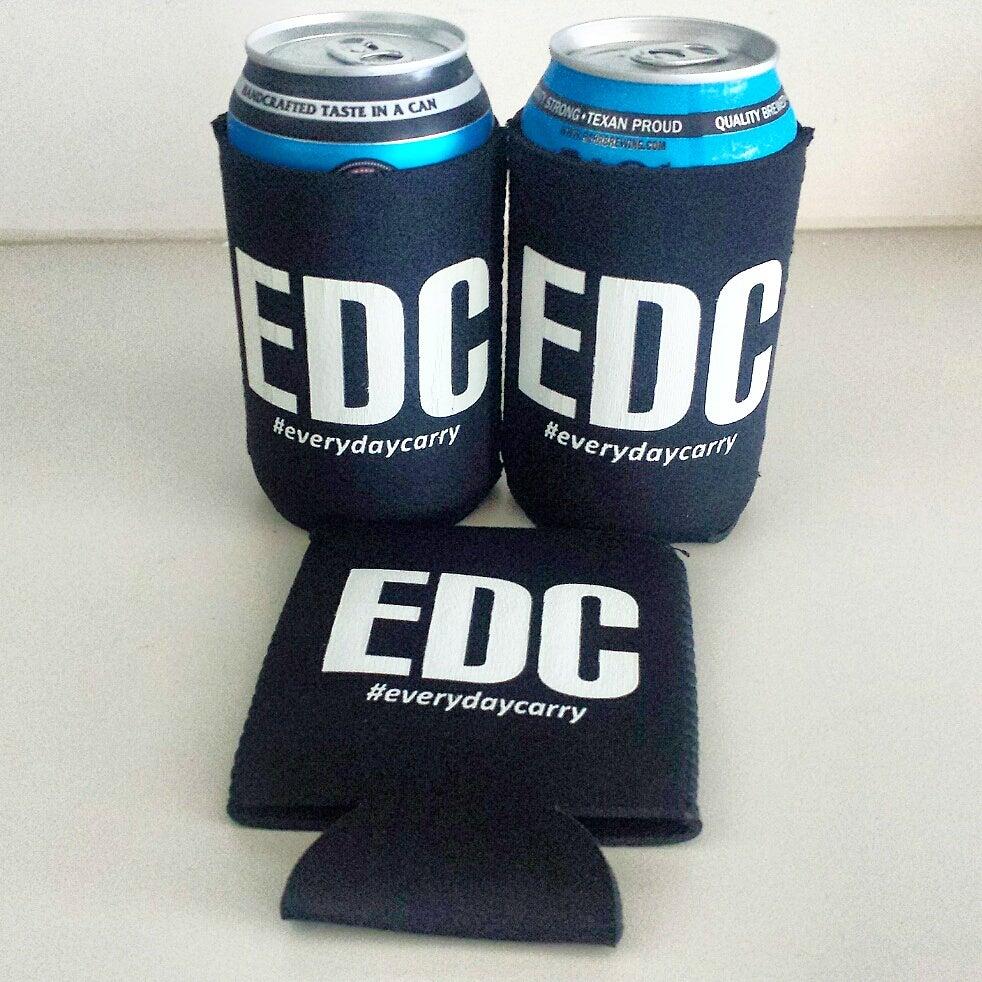 сумка Edc A 4 Format : Original edc koozies rustic
