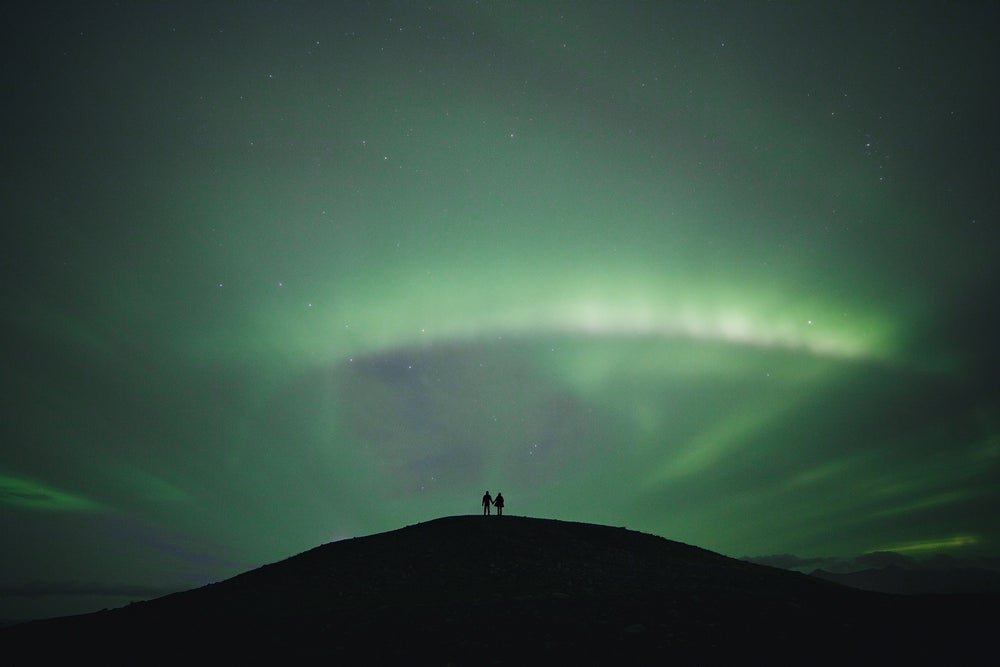 Image of Iceland Series | You and I Against the World