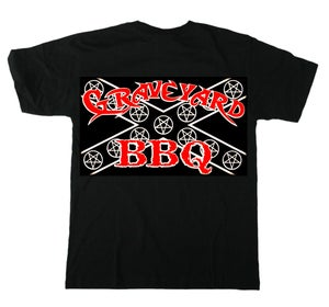 Image of BBQ NATION Flag T-Shirt