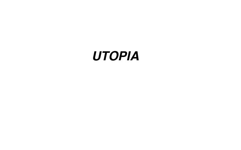 Image of UTOPIA T-shirt
