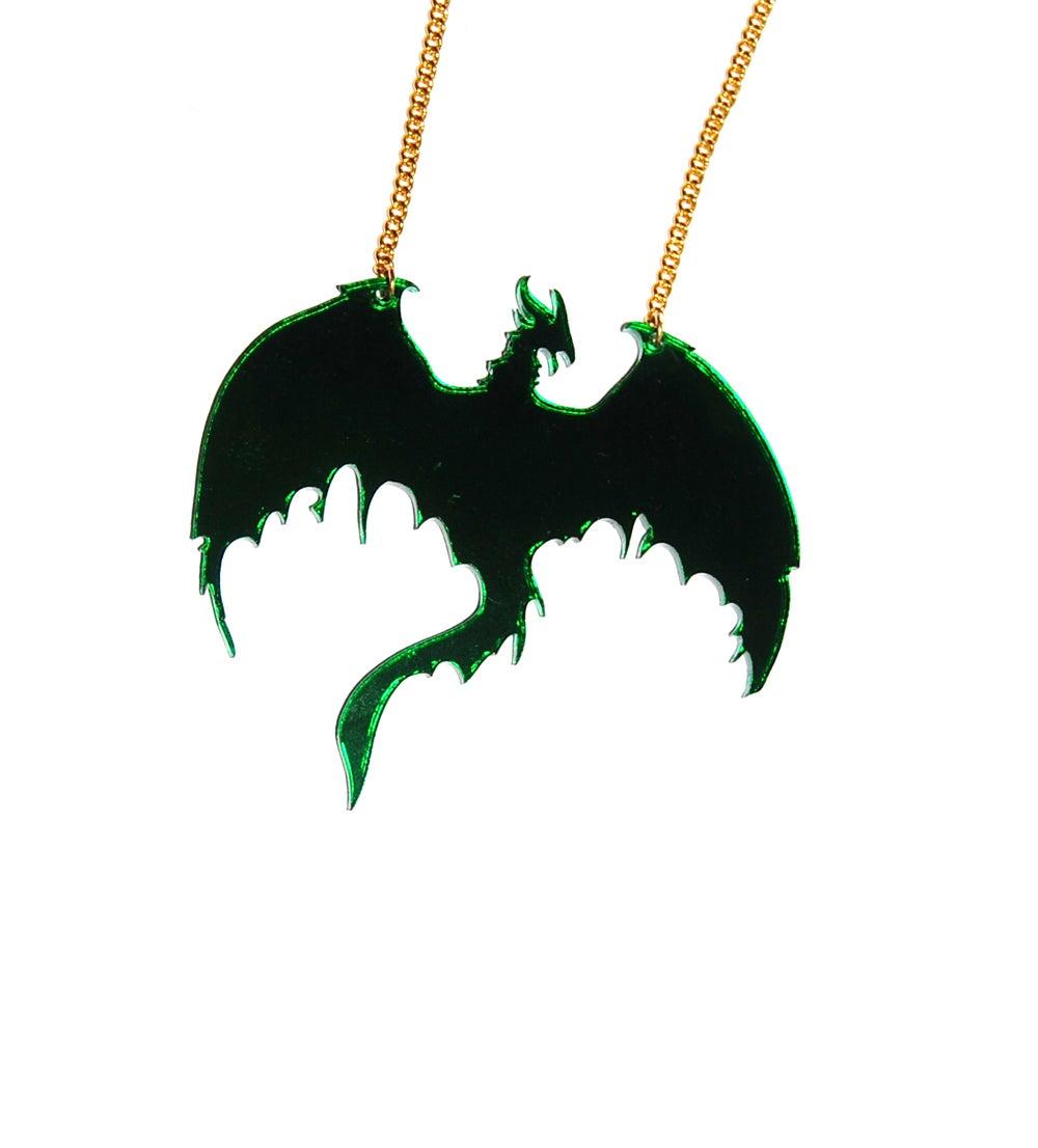Image of Green Dragon
