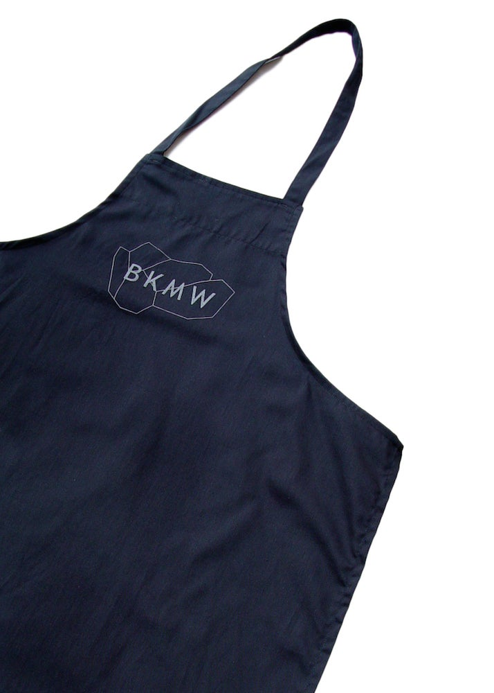 Image of Black BKMW Apron