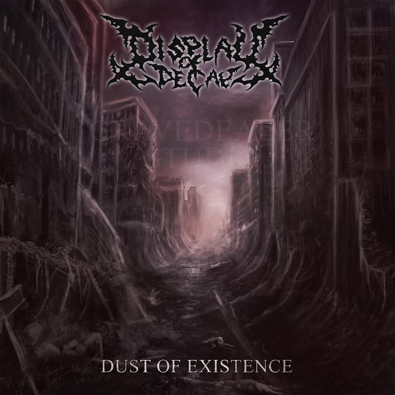 Image of Dust of Existence LP