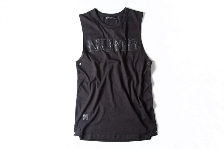 Image of REDRUTH SLEEVELESS TEE
