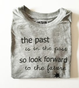 Image of The past/future Long Sleeve Shirt (Youth)-ON SALE