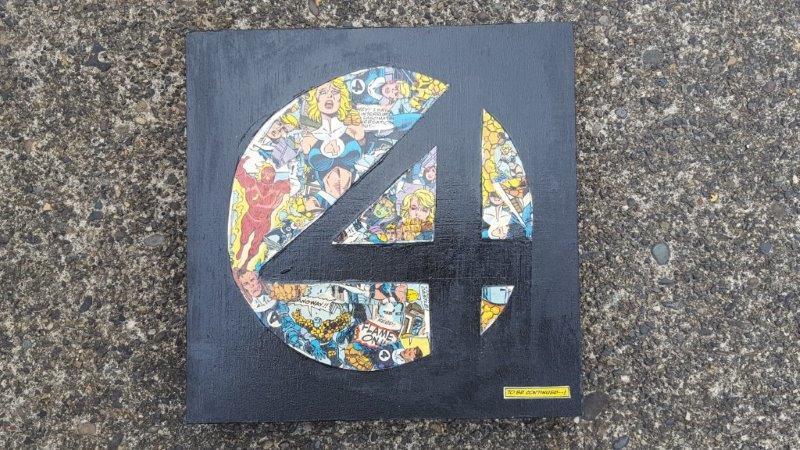 "Image of ""Fantastic Four"""