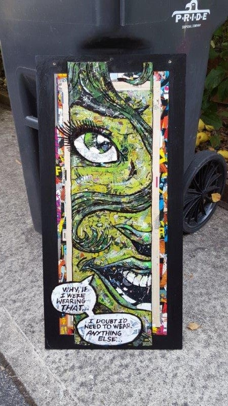 """Image of """"She-Hulk"""""""