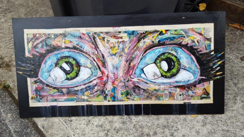 """Image of """"The eyes have it"""""""