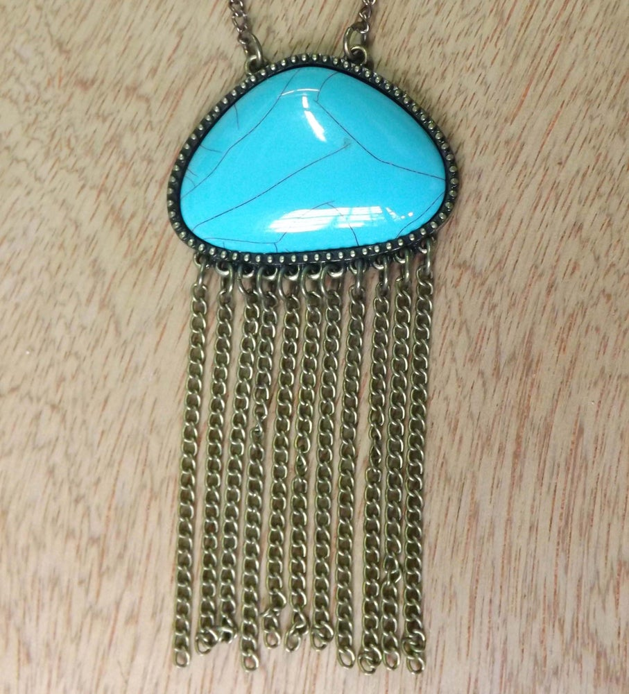 Image of Wind Spirit Necklace