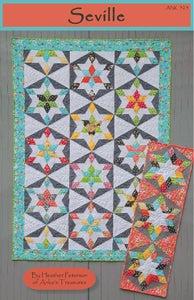 Image of Seville Paper Pattern ANK 323
