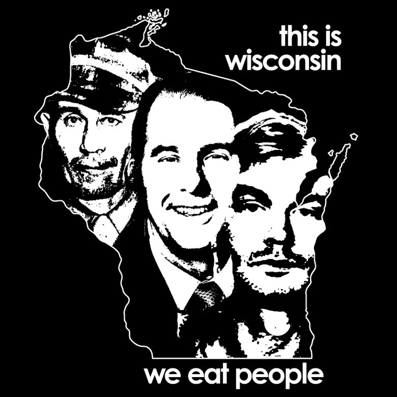 Image of We Eat People: Walking Dead edition (Tees & Hoodies)