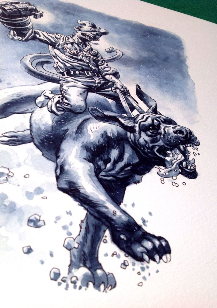 Image of Hellboy: 20th Anniversary