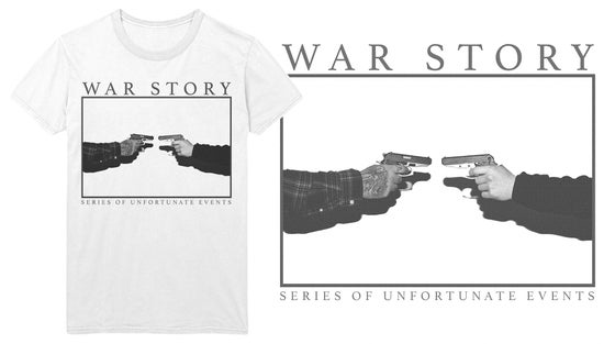 """Image of """"SERIES OF UNFORTUNATE EVENTS"""" TEE"""