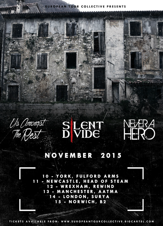 Image of November UK Tour Tickets