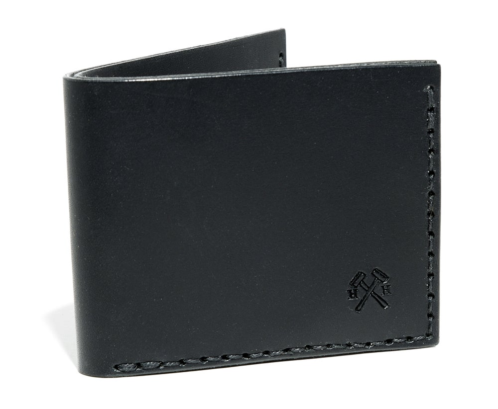Image of Slim Wallet in Black