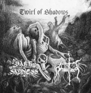 "Image of TWIRL OF SHADOWS ""Split CD"""