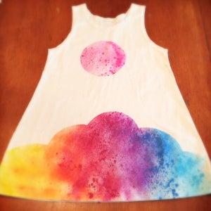 Image of Pink Moon Girl's Dress
