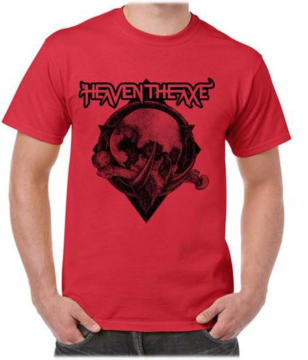 Image of *NEW* METAMORPH T-SHIRTS - RED