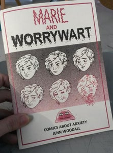 Image of Marie and Worrywart