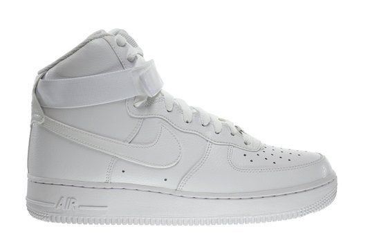Image of Nike Air Force 1 High (White/White)