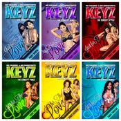 Image of Keyz - Just For The Love Pt. 7-12 MIX ***COMBO PACK***