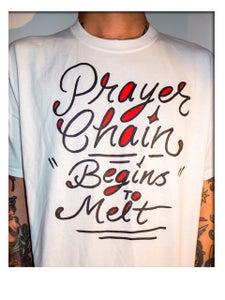 "Image of ""Begins To Melt"" shirt"