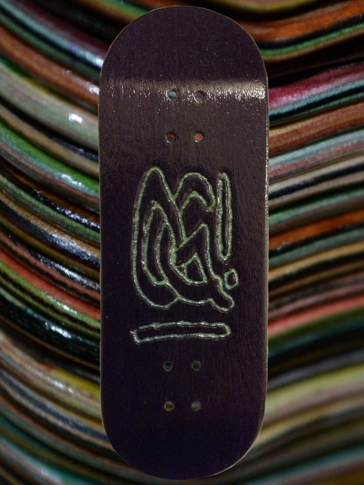 Image of OG 33mm Engraved - Shape 2