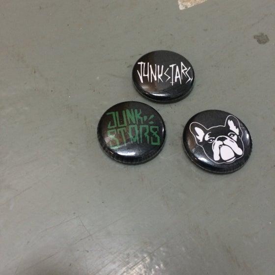 Image of JUNKSTARS Pins