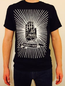 Image of Regret the Hour T-Shirt (Black)