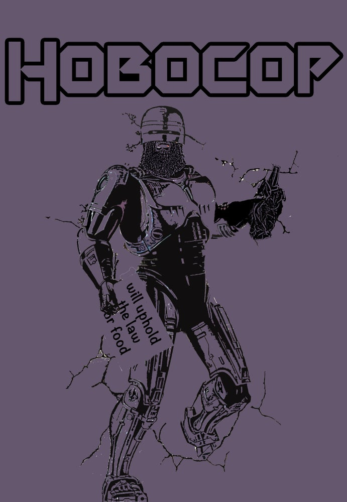 Image of Hobocop T Shirt