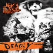 "Image of ABK- Orange Black 2015 ""Deadly"" Single"