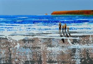Image of Memories of the beach, Polzeath