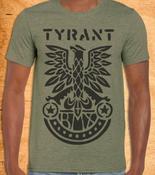 Image of TYRANT Crest Tee