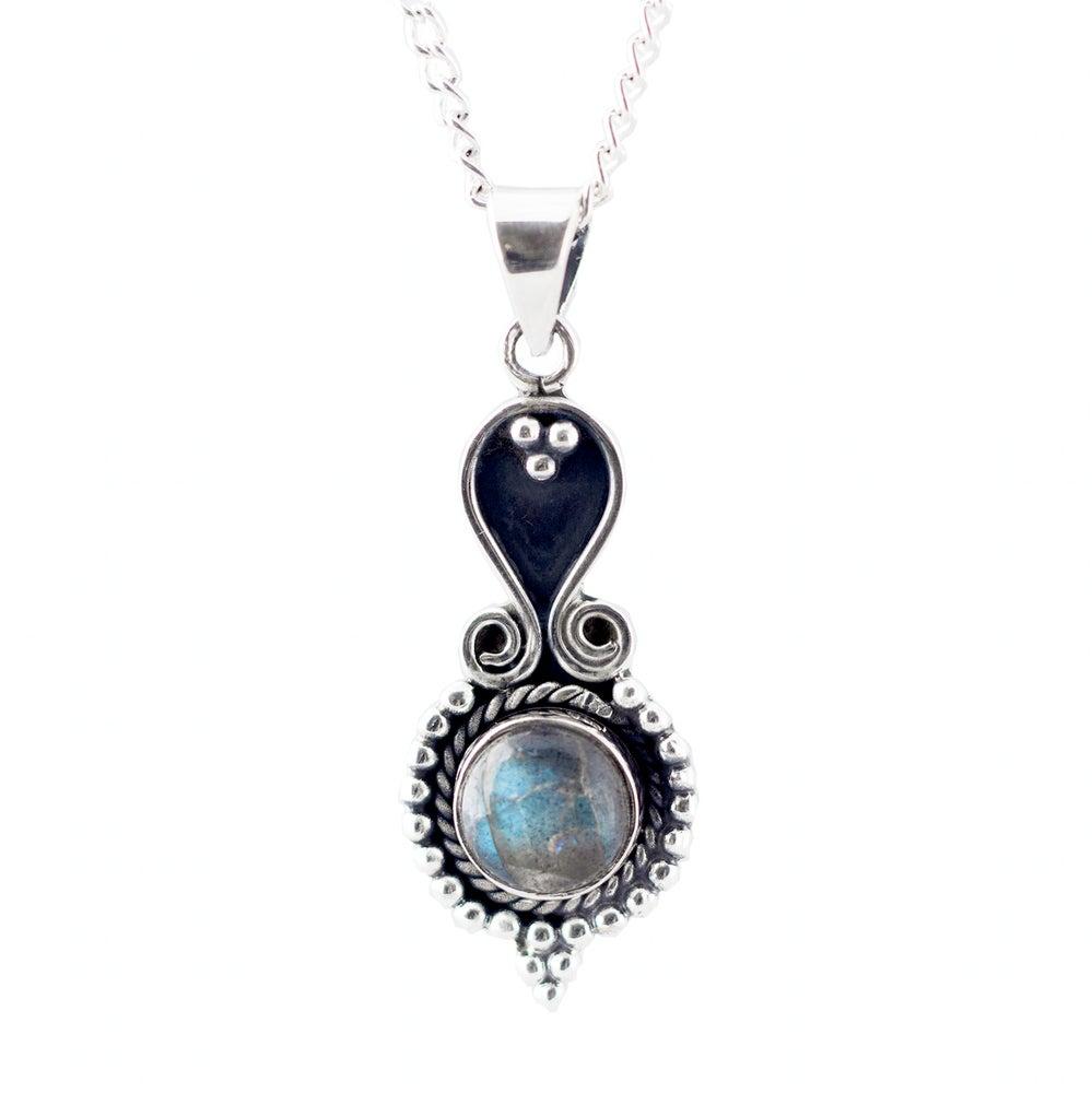 Image of Nebula Sterling Silver Pendant