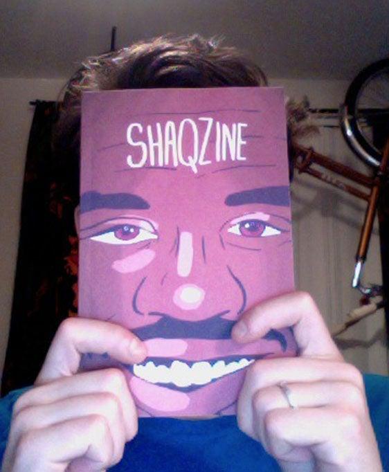 Image of SHAQZINE