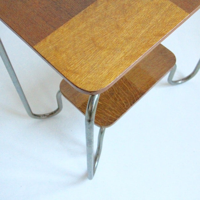 Image of modernist table