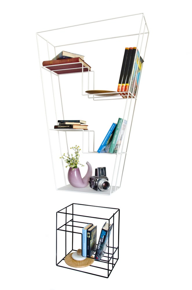 Image of NZ1 bookcase