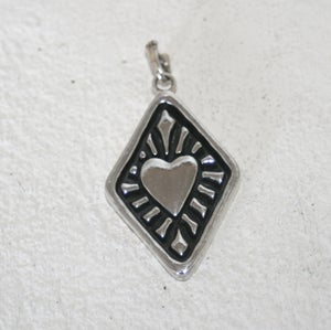 Image of Sacred Heart Pendant (pendant only)