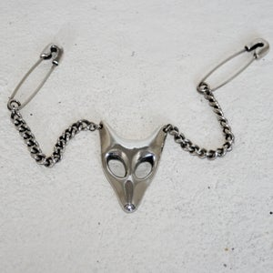 Image of Canid Necklace (with interchangeable chains)