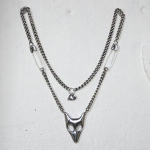 "Image of Canid Necklace (20"")"