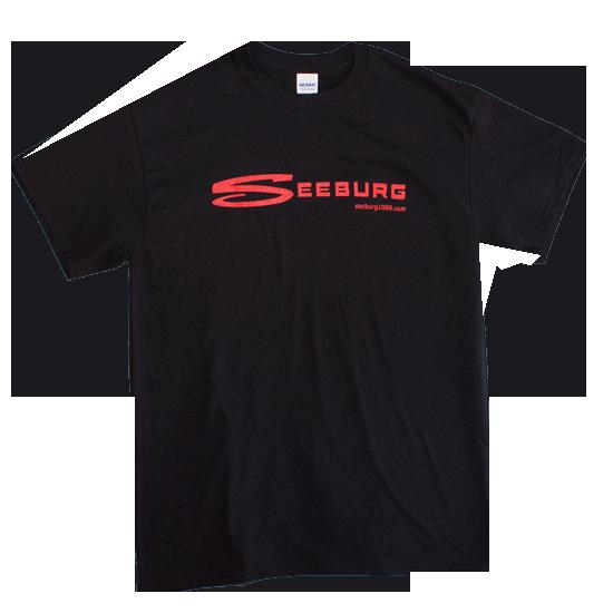 Image of Seeburg Vintage Red Logo Tee