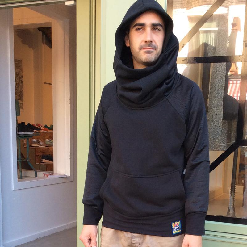 Image of WAdE1 + EL KARTEL Ninja Hoodie