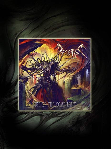Image of Age Of The Covenant (CD)
