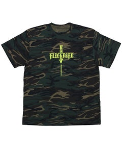 Image of Camo-Logo T-shirt