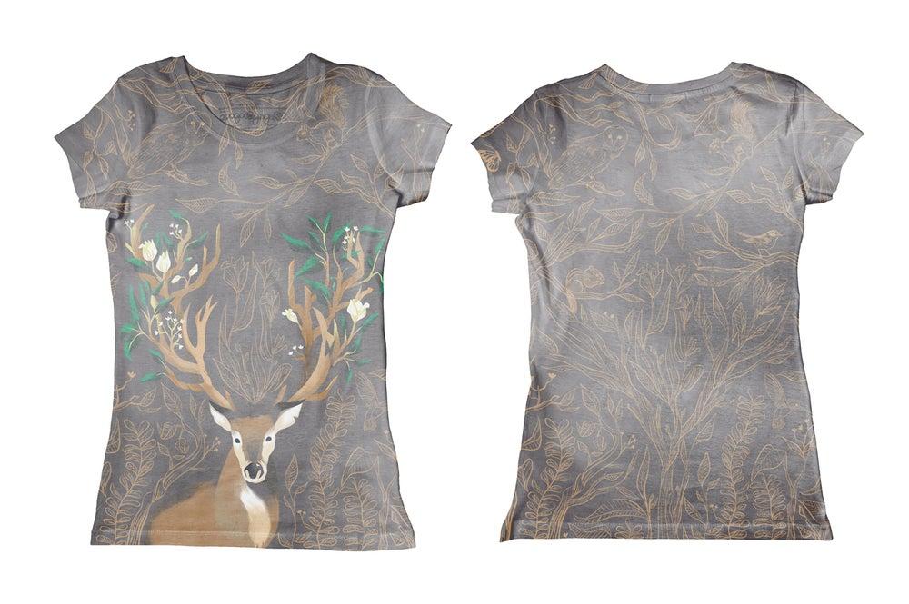 Image of Deer Tree - Fille