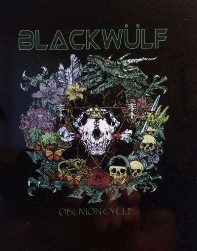 Image of Blackwulf - Oblivion Cycle CD